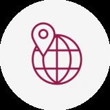 Parte de un visión<br /> global y compartida