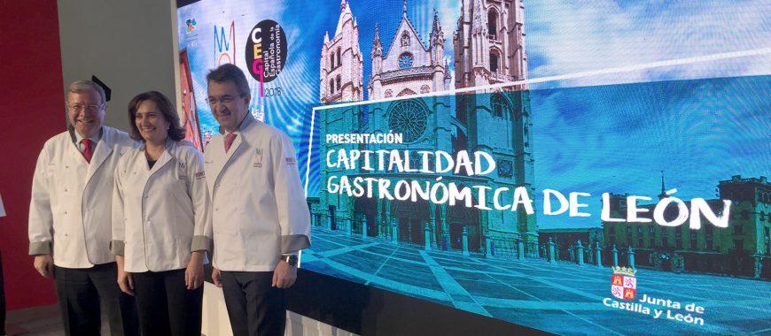 Una oferta de calidad para la Capitalidad Gastronómica 2018, objetivo común de la Junta y el Ayuntamiento