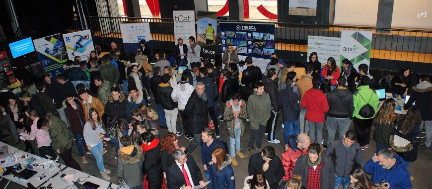 León4U! conecta a las empresas leonesas con más de 1.200 estudiantes y jóvenes profesionales