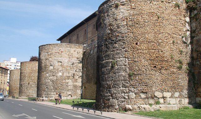 León recupera la Muralla en Era del Moro y consigue un nuevo reclamo histórico-cultural para el turismo