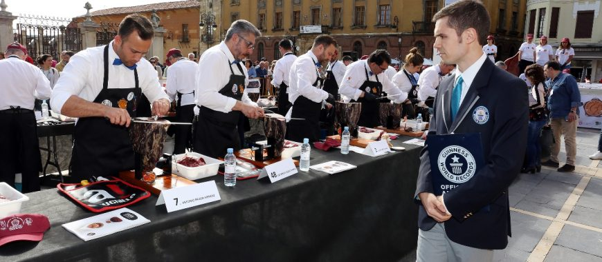 18.000 personas han pasado ya por la sede de 'León, capital española de la gastronomía'