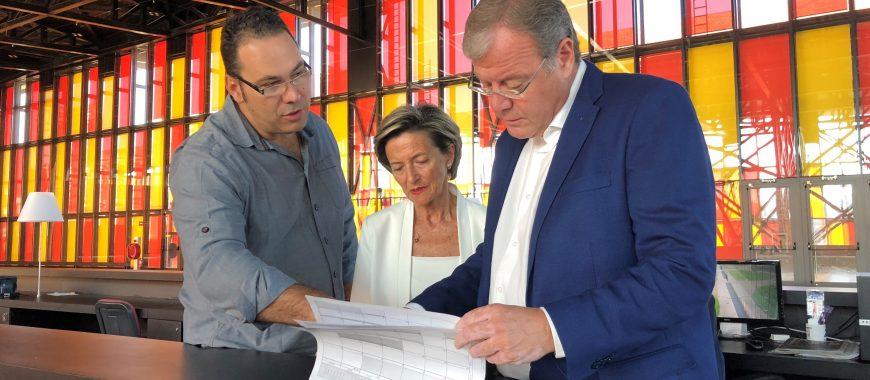 Ayuntamiento e IFEMA incorporan el Palacio de Exposiciones a su red de circuitos feriales
